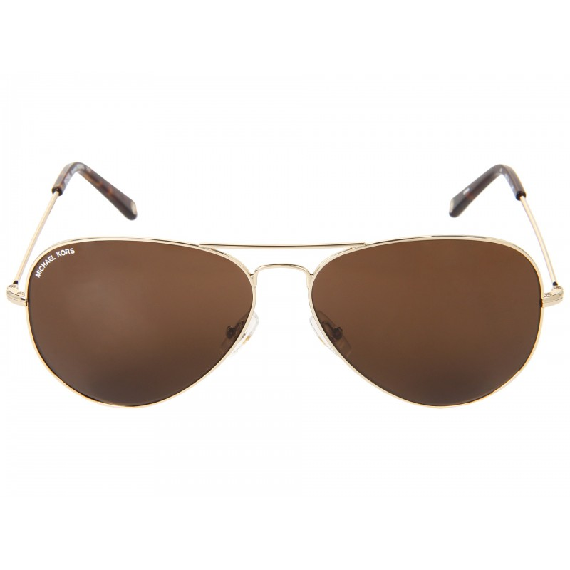 664c39c7e80e Michael Kors Kennedy Unisex Sunglasses - Golden/Brown - MCH Rewards