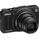 Nikon Coolpix S9700 16MP 30x Optical Zoom Digital Camera