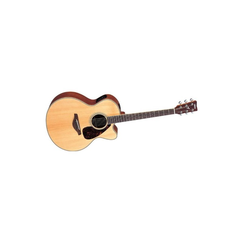 Yamaha Fjx Sc Acoustic Electric Guitar
