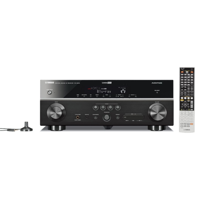 yamaha aventage rx a800 7 2 channel audio video receiver