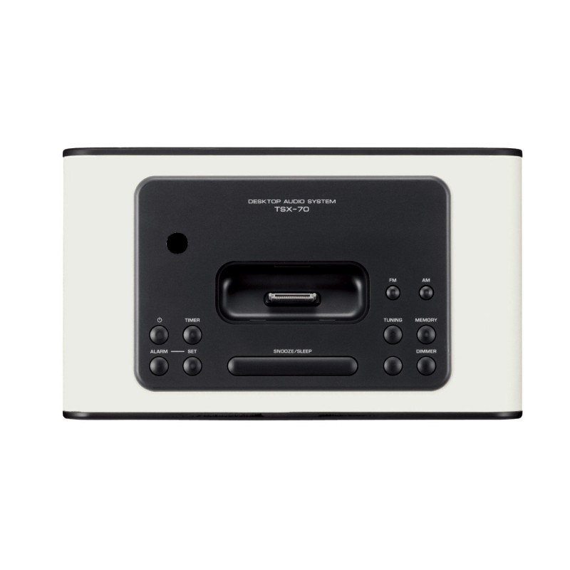 Yamaha tsx 70 desktop audio system for ipod iphone mch for Yamaha stereo systems