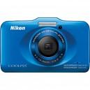 Nikon Coolpix S31 10 MP Waterproof Digital Camera