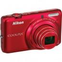 Nikon COOLPIX S6500 16 MP Digital Camera