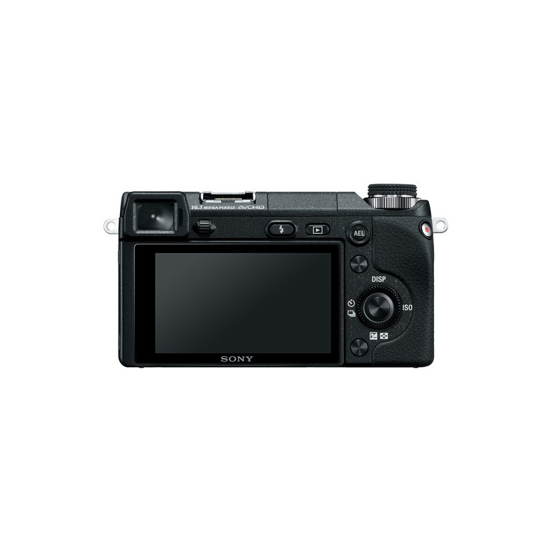 Sony Alpha Nex 6 Mirrorless Digital Camera With 16 50mm Zoom Lens Black Mch Rewards