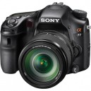 Sony Alpha SLT-A77 DSLR Digital Camera with 18-135mm Lens