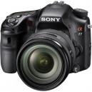 Sony SLT-A77 DSLR Digital Camera with 16-50mm f/2.8 DT Lens Kit