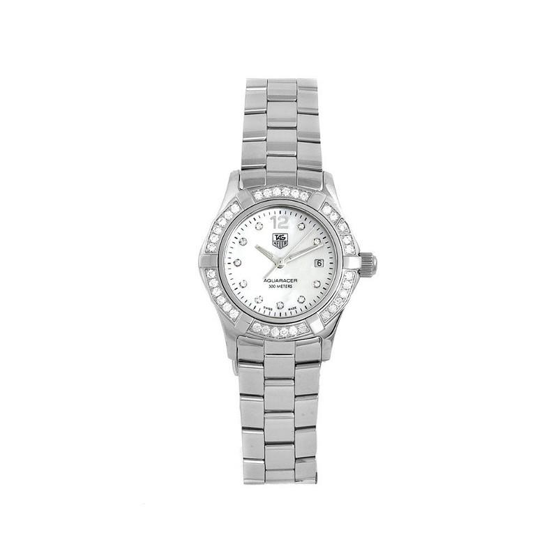 Tag Heuer Waf1416 Ba0824 Women S Watch Aquaracer Diamond