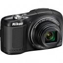 Nikon Coolpix L620 Digital Camera - Black