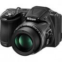 Nikon Coolpix L830 16 MP 34x Opt. Zoom Digital Camera