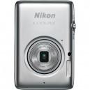 Nikon Coolpix S02 13.2MP 3x Optical Zoom Digital Camera