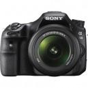 Sony Alpha SLT-A58 Digital SLR Camera with DT 18-55mm SAM II Lens