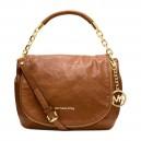 Michael Kors Stanthorpe Medium Convertible Shoulder Bag-Luggage